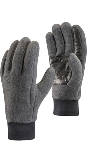 Black Diamond Heavyweight Wooltech Gloves Slate